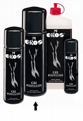 Eros Bodyglide Gel glijmiddel, 500 ml
