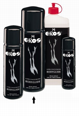 Eros Bodyglide glijmiddel, 500 ml