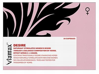 Viamax Sensitive Desire voor Haar, 20 stuks
