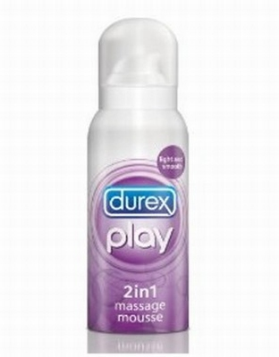 Durex Play Massage Mousse