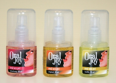 Oral Joy, Strawberry