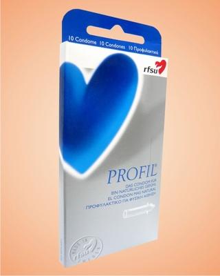 Condooms, Profil, 10 stuks