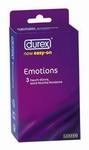 Durex Emotions Condooms, 3 stuks